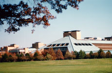 La sede dei Bell Labs, Murray Hill, NJ