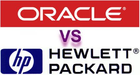 HP fa causa a Oracle?
