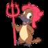 Darwin logo - Hexley the Platypus