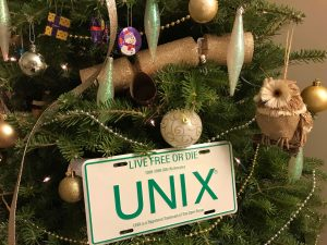 Happy UNIX Holidays